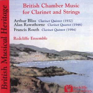 British Chamber Music for Clarinet and Strings -0