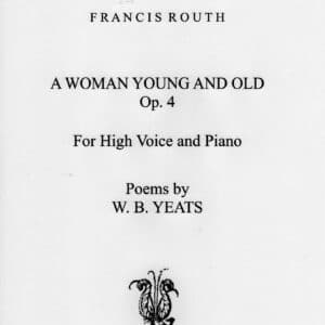 A woman young and old Op 4 Score -0