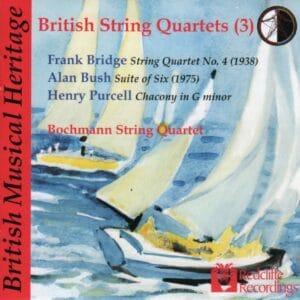 British String Quartets (3) -0